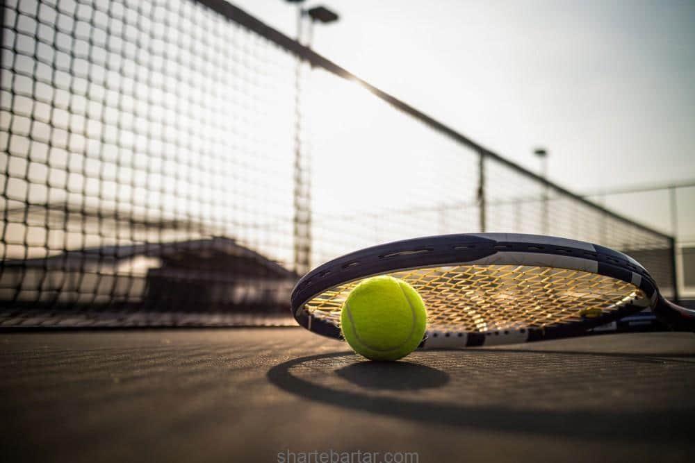 10 نکته برتر در شرط بندی تنیس