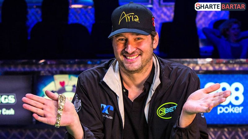 فیل هلموث (Phil Hellmuth)